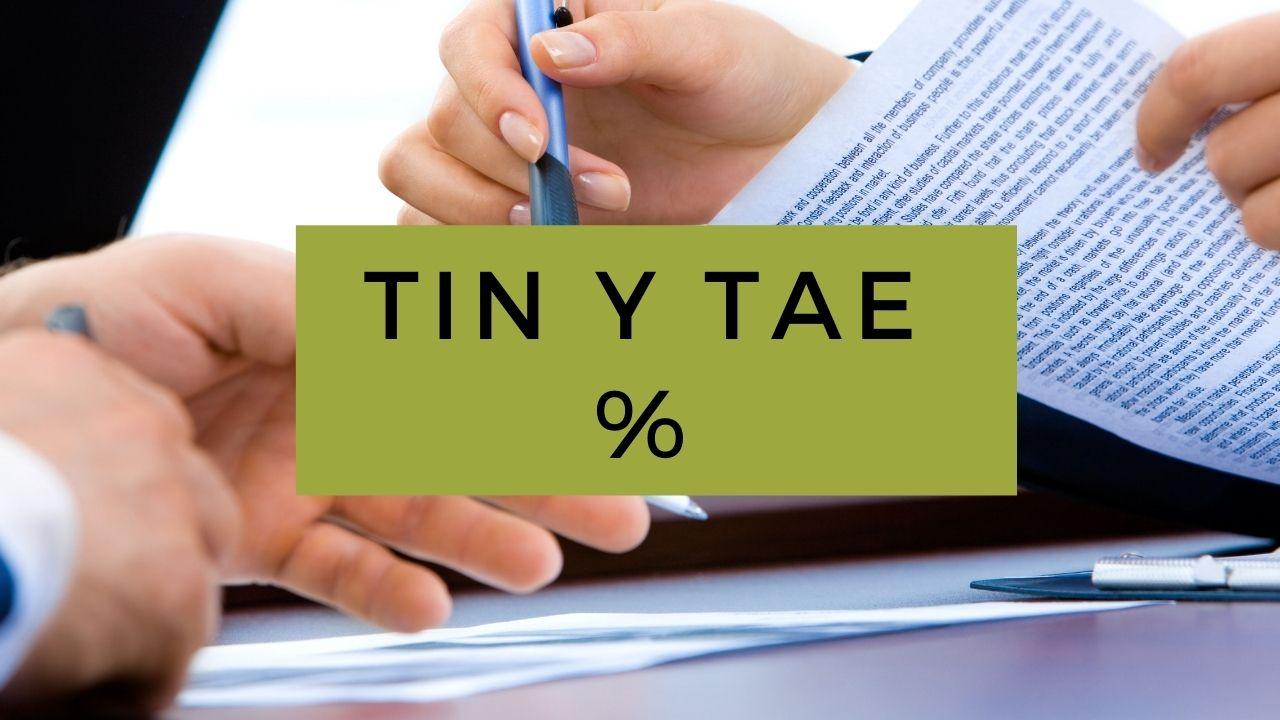 qué es el Tin y el Tae