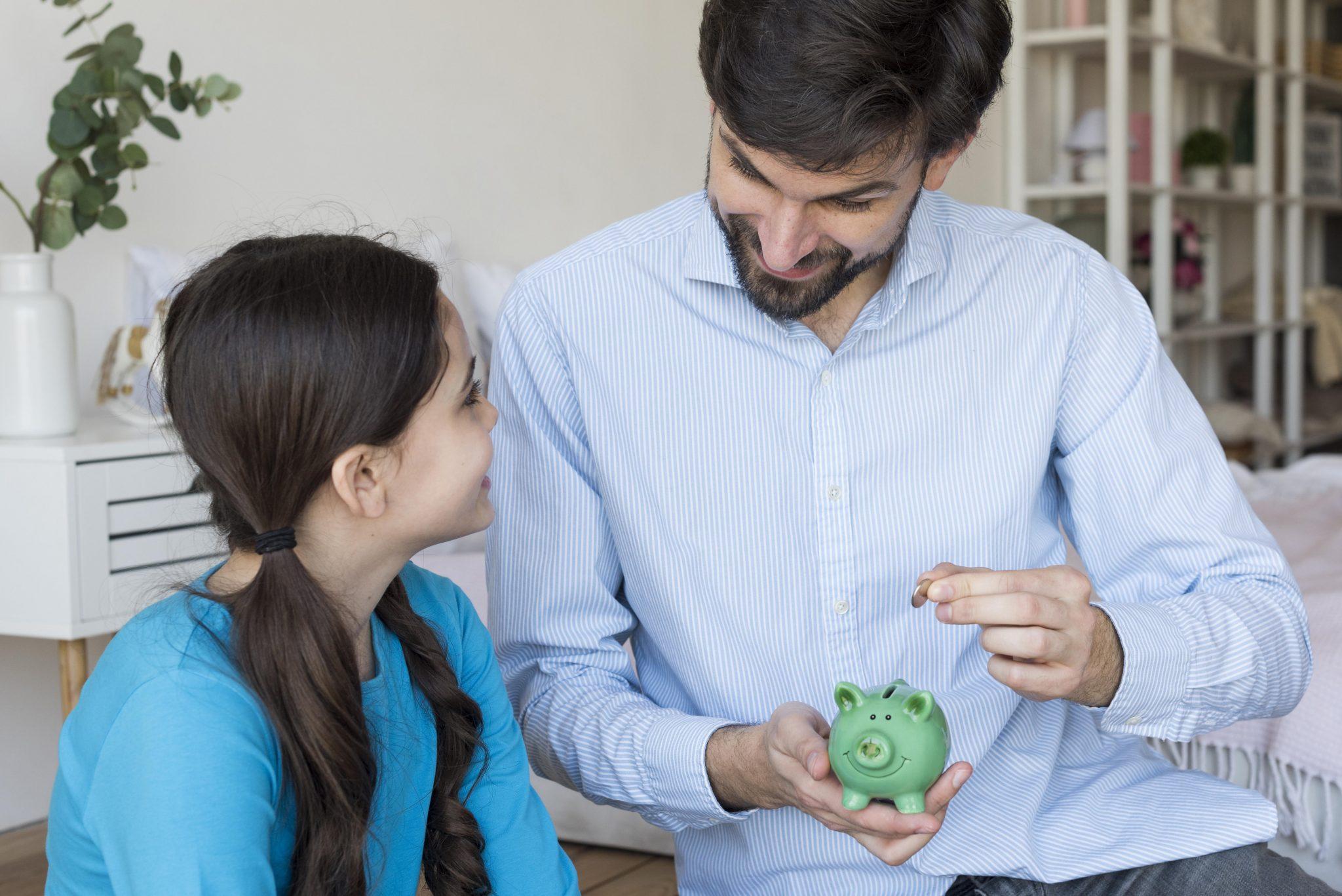 Cómo educar a tus hijos en sus finanzas personales
